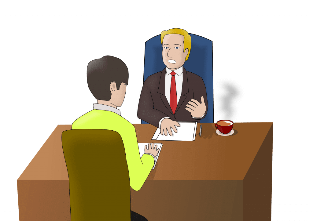 Interview with HMRC